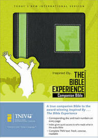 The Bible Experience: Companion Bible by International Bible Society image
