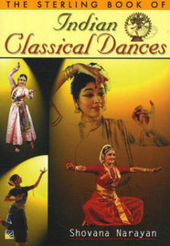 The Sterling Book of Indian Classical Dances by Shovana Narayan image