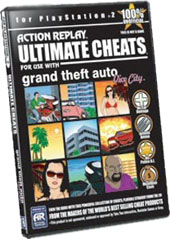 Ultimate Cheats Grand Theft Auto Vice City for PlayStation 2