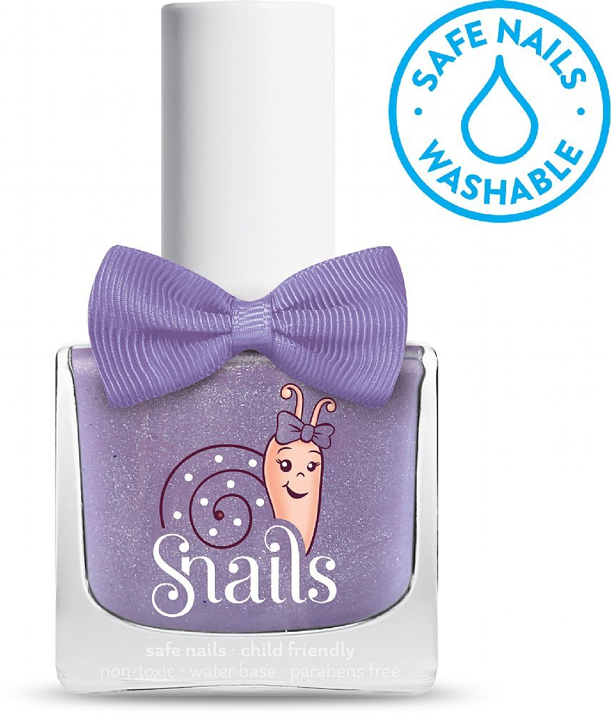 Snails: Nail Polish Purple Comet (10.5ml) image