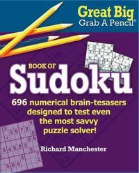 Great Big Grab a Pencil Book of Sudoku image