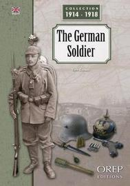 The German Soldier by Lawrence Brown image