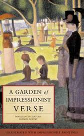 A Garden of Impressionist Verse image