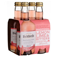 Bickfords Traditional Soda - Lemon Lime & Bitters (275ml)