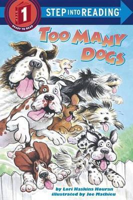 Too Many Dogs by Lori Haskins image