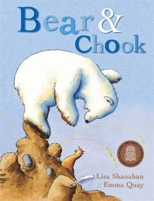Bear and Chook by Lisa Shanahan image