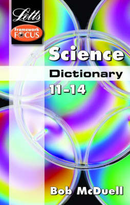 Science Dictionary Age 11-14 image