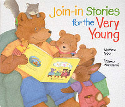 Join-in Stories for the Very Young by Mathew Price image