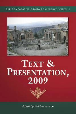 Text & Presentation, 2009 image