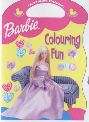 Barbie Colouring Fun
