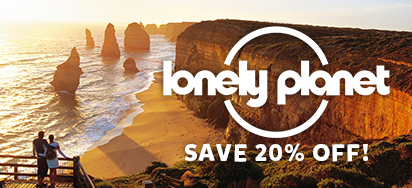 20% off Lonely Planet