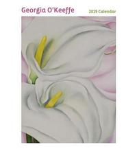 Georgia O'Keeffe 2019 Wall Calendar
