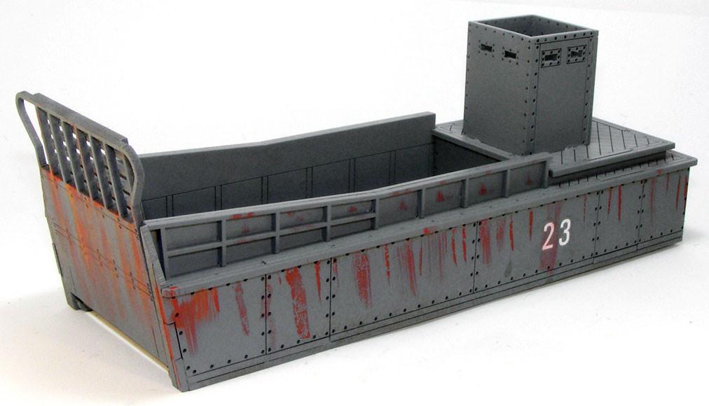 Bolt Action: US LCM Landing Craft Mechanised image
