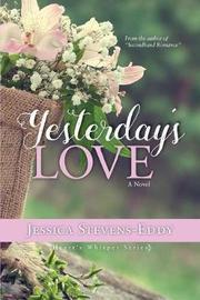Yesterday's Love by Jessica Stevens-Eddy image