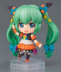 Nendoroid Co-de Hatsune Miku: Sweet Pumpkin Co-de - Nendoroid Figure