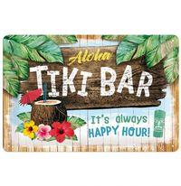 Nostalgic Art: Tin Sign - Tiki Bar