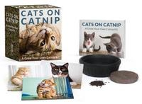 Cats on Catnip: A Grow-Your-Own Catnip Kit (Miniature Editions) by Andrew Marttila