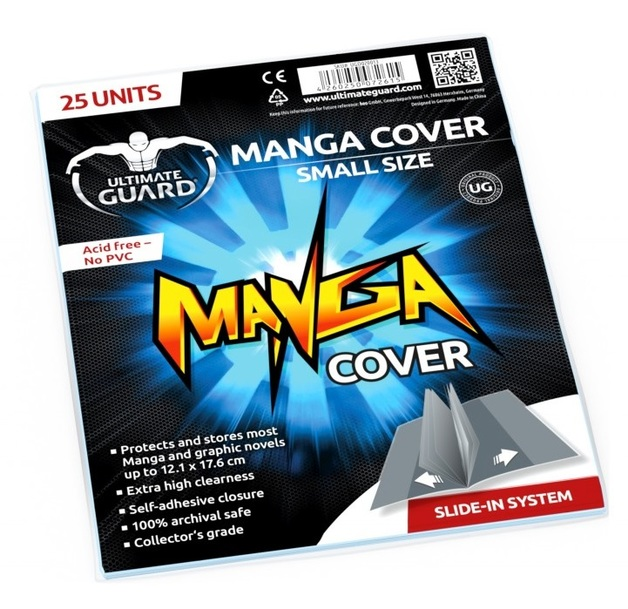 Ultimate Guard: Manga Covers - Small (25-Pack)