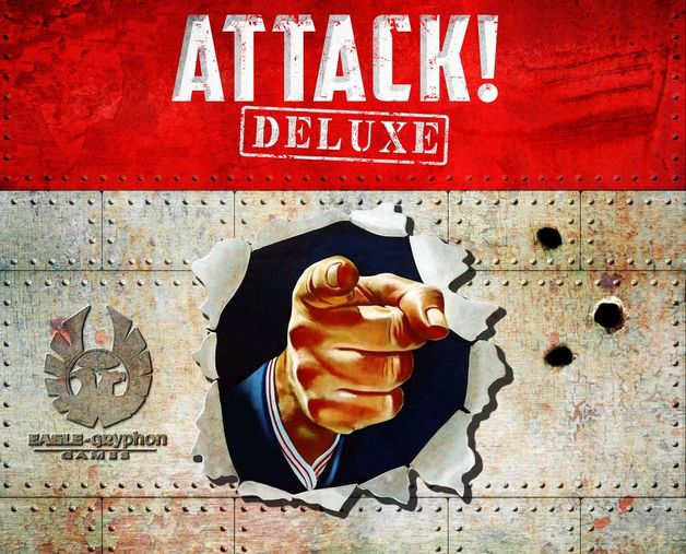 Attack! Deluxe: 2015 Edition - Game Expansion