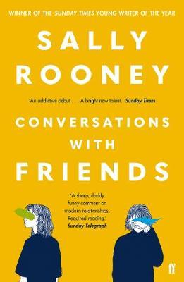 Conversations with Friends by Sally Rooney image