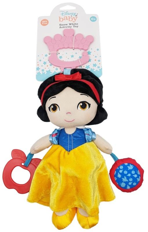 Disney Baby: Princess Activity Plush - Snow White