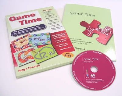Game Time by Robyn Hromek image