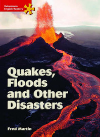 Quakes, Floods and Other Disasters Heinemann English Readers Intermediate Fiction by Holly Boren image