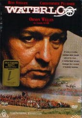 Waterloo on DVD