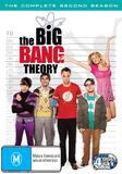 The Big Bang Theory - Complete 2nd Season (4 Disc Set) on DVD