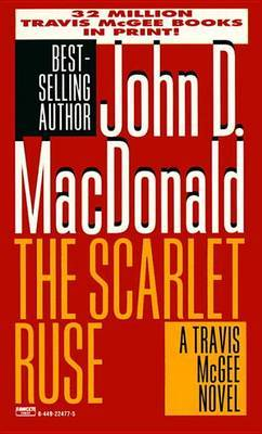 The Scarlet Ruse by John D MacDonald image