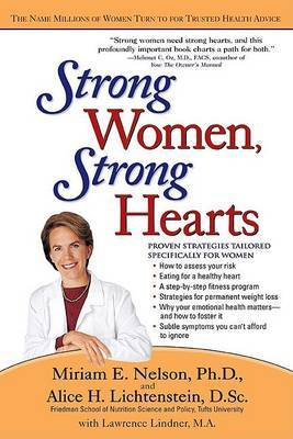 Strong Women, Strong Hearts by Miriam E. Nelson image