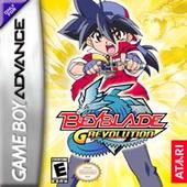 Beyblade G Revolution for Game Boy Advance