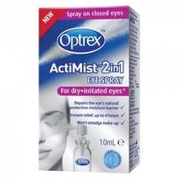 Optrex Actimist 2 in 1 Eye Spray for Dry & Irritated Eyes (10ml)