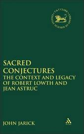 Sacred Conjectures by John Jarick image