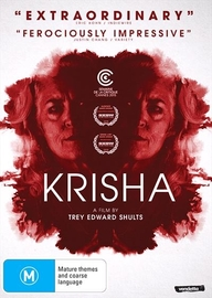 Krisha on DVD image