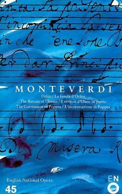 Operas of Monteverdi by Claudio Monteverdi