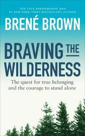 Braving the Wilderness by Brene Brown image