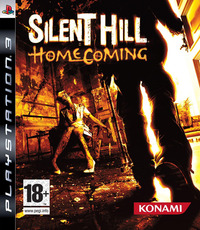 Silent Hill: Homecoming for PS3
