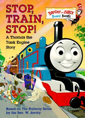 Thomas and Friends: My Red Railway Book Box (4 Board books) by W. Awdry image