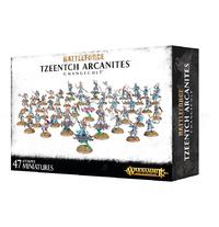 Warhammer Age of Sigmar Battleforce: Tzeentch Arcanites Changecult