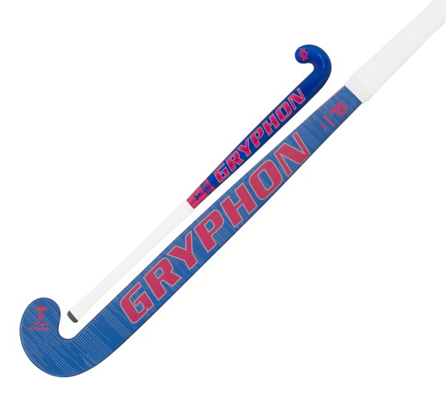 "Gryphon Taboo 37.5"" Hockey Stick (Blue Steel)"