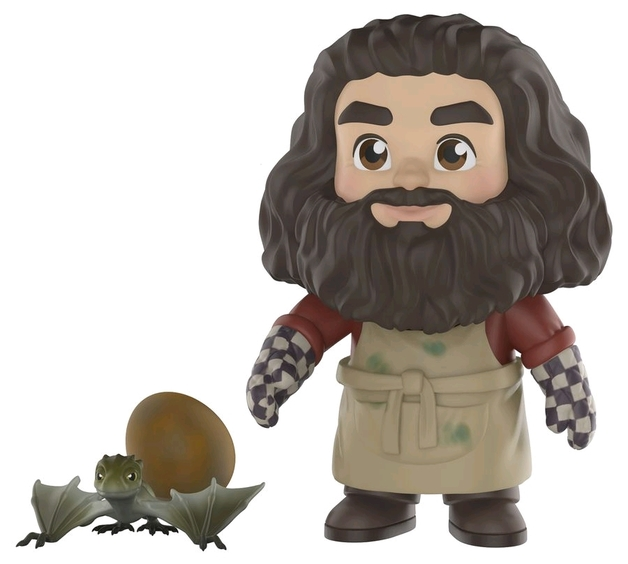 Harry Potter: Rubeus Hagrid (with Egg) - 5-Star Vinyl Figure