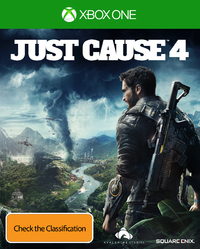 Just Cause 4 for Xbox One