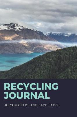 Recycling Journal by Featherstone Earth Journals