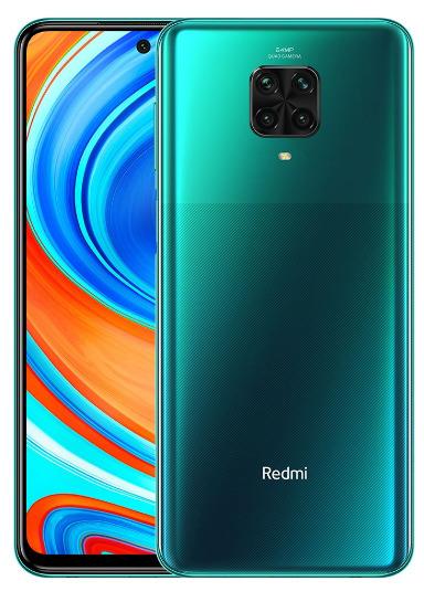 Xiaomi Redmi Note 9 Pro (128GB/6GB RAM) - Tropical Green