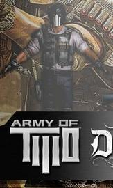 Army of Two Alpha & Bravo Action Figure 2 Pack image