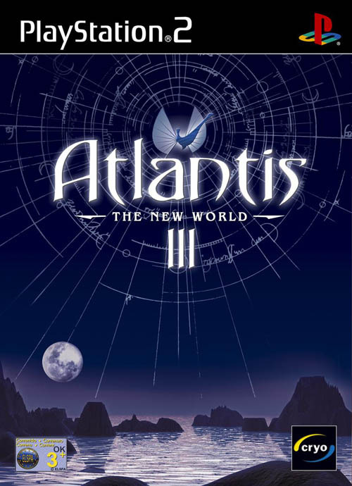 Atlantis III: The New World for PlayStation 2