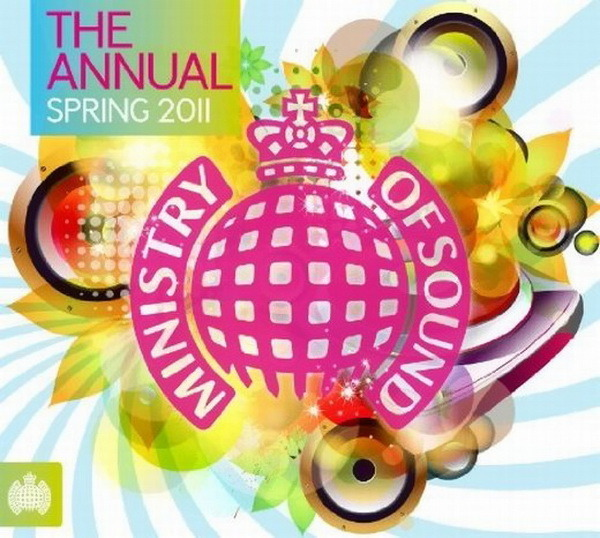 Ministry Of Sound - The Annual Spring 2011 (3CD) by Various Artists