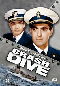 Crash Dive on DVD