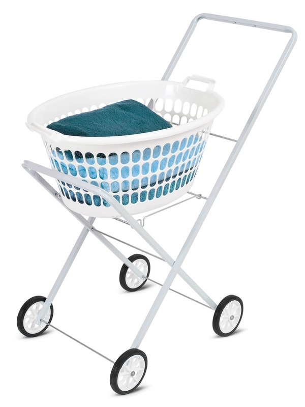 L.T. Williams - Laundry Trolley